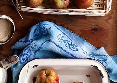 Spruitjes met zure appel