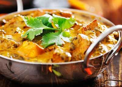 Vegetarische Indiase Curry